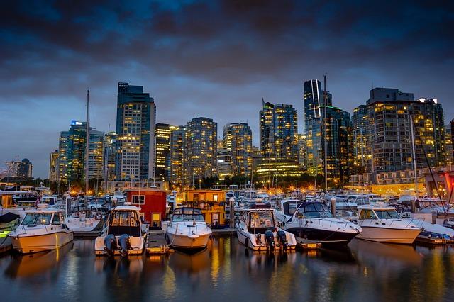 Vacances au Canada découvrir Vancouver à travers 3 sites